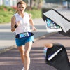 Fashion Sporting Running Belt Touch Screen and Headphone Jack Waist Bag