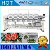 Industrial 6 Heads Embroidery Machine Computerized Cap/ T-Shirt/Garments Flat Embroidery Machine Sewing Machine Manual Operation Computer