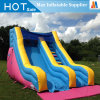 Inflatable Sport Game Giant Double Slide Rental