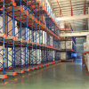 Pallet Shuttle Racking System for Freezed Warehouse