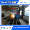 CNC Steel Pipe Plasma Cutting Machine of Five Axis