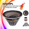 "2262HPL 12"" Neodymium Woofer Speaker"