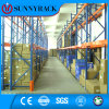 High Storage Efficiency Heavy Duty Steel Pallet Racking