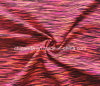 Satin Dying Polyester Spandex Single Jersey Knitting Fabric for Casualwear (HD2203322)