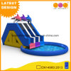 Whales Water Park Inflatable Water Pool with Slide (AQ01796)