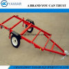 4FT. X 8FT. Folding Trailer with Side Panels