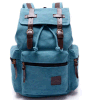 Factory Direct Selling Retro Washed Cotton Cheap Canvas Backpack Bag Yf-Bb1608
