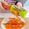 Hot Sale Spiral Vegetable Slicer