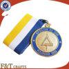 Custom Metal Sports Souvenir Medal with Ribbon
