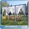 Portable Pipe and Drape Kit for Wedding Backdrop