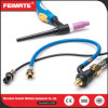 Feimate China Supplier Wp17 Series Whole TIG Welding Torch with Blue Handle