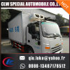 3tons JAC Refrigerated Van Truck, Fresh Meat Refrigerated Truck, Refrigerated Truck in Dubai