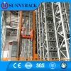 Automatic Industrial Warehouse Storage as/RS Rack