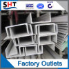 Ss304 Stainless Steel Channel Bar (CZ-C117)