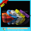 Promotional Adjustable Silicon Wristband with Thb-018