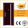 Hot Sell Steel Main Door Design (SC-S106)
