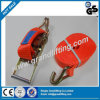 3′′ 75mm 10t Polyester Ratchet Tie Down Strap Cargo Lashing Load Restraints