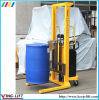500kg Capacity Electric Powered Drum Lifting Stacker Dt500