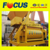 Js1000 1000L Twin Shaft Concrete Mixer