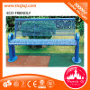 Comfortable Slat Back Park Chair Outdoor Street Bench for Sale