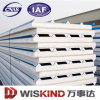 EPS/PU/Rock Wool Sandwich Roof Panel