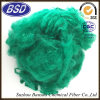 Colored Heat-Resistant Polyester Staple Fiber PSF (6dx102mm)