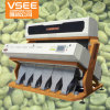 Best Sell Newest Model Large Capacity 384channels RGB 5000+ Pixels Coffee Beans CCD Color Sorter Machine