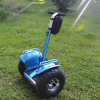 Powerful 4000W Two Big Motor Wheels Transport Vehicle Ecorider Electric Chariot Scooter with Remote Key and Handle