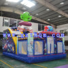 Alien Cartoon Inflatable Bouncer, Inflatable Castle for Sale