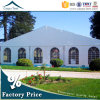 Wind Resistant 15m*35m Marquee High Peak Fabric Cover Church Tent