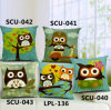 Animal Transfer Printed Cushion Fashion Decorative Cushion