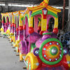 2017 New Attraction Park Equipment Amusement Kiddie Rides Track Train