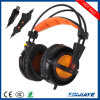 Sades A6 7.1 USB Stereo Vibration Gaming Headphones with Mic Noise Isolating LED Lights