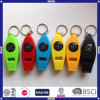 Outdoor Colorful Multifunctional Survival Whistle