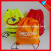 Heavy Duty 210d Polyester Custom Drawstring Bag