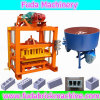 Fuda Block Machinery High Viberating Force Concrete Block Making Machine