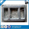 White Zinc Forged Lashing Buckle Owb4040dp