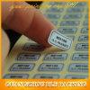 Silver PVC Warranty Sticker (BLF-S081)