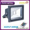 RGB LED Floodlight 30RGB (SLEFLF 30RGB)