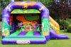 Inflatable Animal Bouncer Dino Jumper Slide Combo