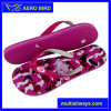 Various Color Printing PE Slipper for Women (15I038)