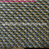 carbon fiber cloth with silver or golden wire 400X500mm