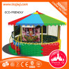 Kids Software Ocean Ball Pool with Roof and Enclosure