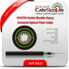 Structure Cabling Optical Fiber GYXTW53 Center Bundle Heavy Armored Optical Fiber Cable