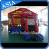New Design Inflatable Car Bouncy Castle with Slide Comboo