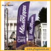 4.5m Outdoor Aluminium Digital Printing Flying Flag/Feather Flag