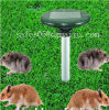 Solar Powered Ultrasonic Pest Mouse Repeller Garden Yard Rodent Rat Expelling