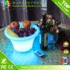 LED Square Ice Bucket/Nightclub Ice Bucket/Lighting Wine Bucket