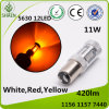 LED Car Light 12V Amber 5630 Chip