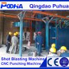 CE Quality Hanging Chain Catenary Through Shot Blasting Machine Q38
